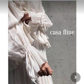 ドゥーズィエムクラス(DEUXIEME CLASSE)のcasa fline♡CLANE リムアーク rhc jane smith (シャツ/ブラウス(長袖/七分))