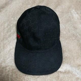 Gucci - GUCCI グッチ ベースボールキャップ 帽子 L