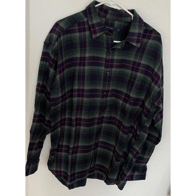 RAGEBLUE(レイジブルー)のチェックシャツ メンズのトップス(シャツ)の商品写真