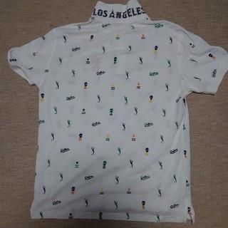 MARK&LONA - マークアンドロナ メンズ ポロシャツ