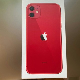 iPhone - iphone11 red 128gb