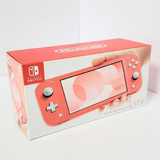 Nintendo Switch - Switch コーラル