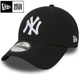 NEW ERA - ニューエラ キャップ NY ヤンキース ブラック 黒