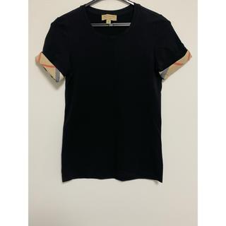 BURBERRY - 正規品 定価3万 Burberry チェックtシャツ
