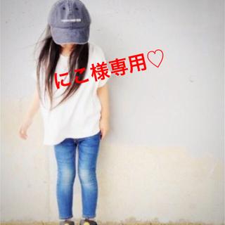 Branshes - branshes☆GU スキニーデニム120cm2本セット