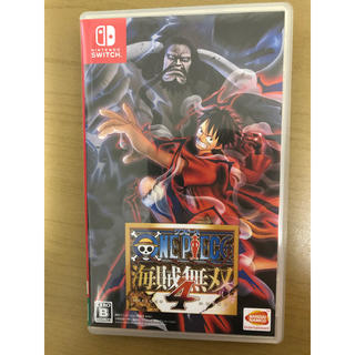 BANDAI - ONE PIECE 海賊無双4 Switch