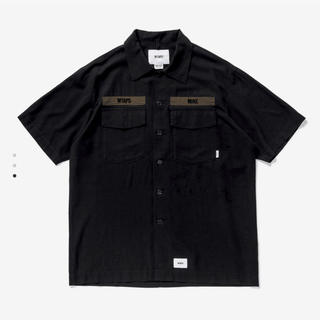 W)taps - wtaps 20ss BUDS SS ブラックSサイズ