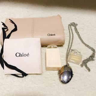 クロエ(Chloe)のChloe 練り香水ペンダントセット(香水(女性用))