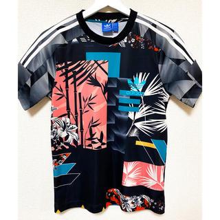 アディダス(adidas)の激レア adidas originals 和柄 Tシャツ(Tシャツ/カットソー(半袖/袖なし))