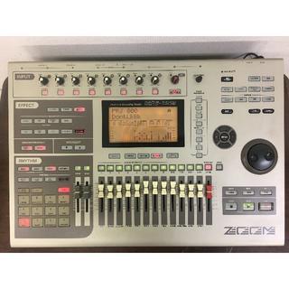 ズーム(Zoom)のZOOM MRS-1608CD USB拡張ボード付 マルチトラックレコーダー(MTR)