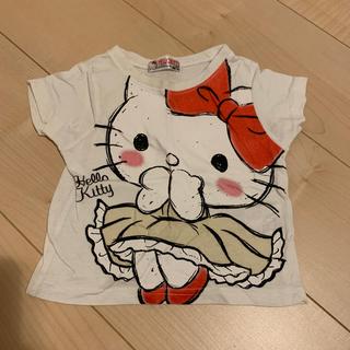シマムラ(しまむら)のハローキティー 半袖Tシャツ(Tシャツ)