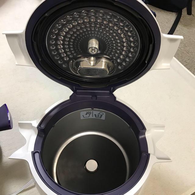 ティファール 圧力 鍋 電気