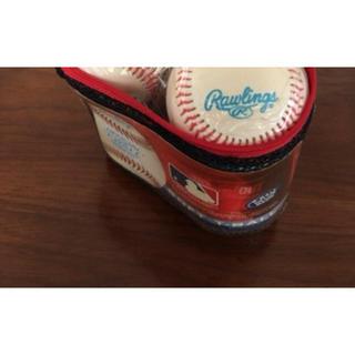 ローリングス(Rawlings)のRawlings アメリカ子供用練習ボール 1Pack6x2(ボール)
