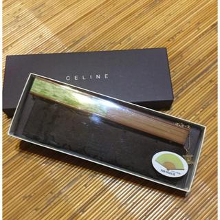 セリーヌ(celine)のセリーヌ 扇子 新品の自宅保管品(和装小物)
