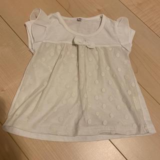 シマムラ(しまむら)の袖フリル半袖(Tシャツ/カットソー)