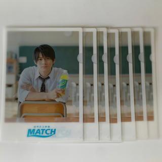 Johnny's - MATCH平野紫耀クリアファイル