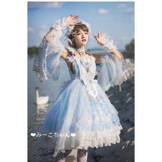 BABY,THE STARS SHINE BRIGHT - The Blue Danube ドレスフルセット  ロリィタ しゅくれどーる