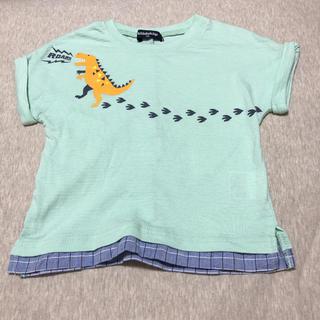 クレードスコープ(kladskap)のクレードスコープ 恐竜Tシャツ(Tシャツ/カットソー)