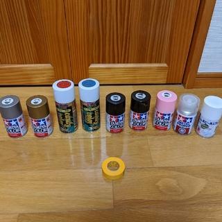 TAMIYA スプレー プラモデル 塗装 塗料(模型/プラモデル)