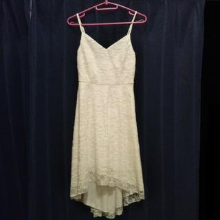 フィッシュテール ワンピース ドレス(ミニドレス)