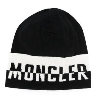 モンクレール(MONCLER)の【新作】モンクレール 薄手ニット帽(ニット帽/ビーニー)