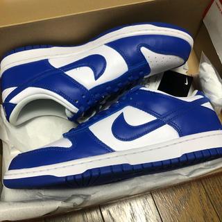 ナイキ(NIKE)の国内正規品 Nike Dunk Low SP Kentucky 27.5cm(スニーカー)
