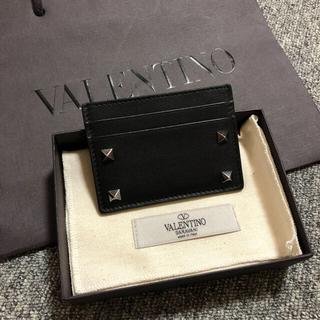 ヴァレンティノ(VALENTINO)のVALENTINO カードケース ヴァレンティノ(名刺入れ/定期入れ)