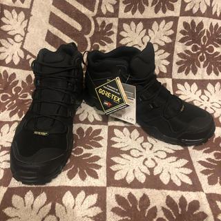 アディダス(adidas)の希少•廃盤‼️アディダス terrex ax2 mid シューズ 27.5㌢(登山用品)