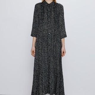 ザラ(ZARA)のZARA♥️新作今季春夏マキシワンピース(ロングワンピース/マキシワンピース)