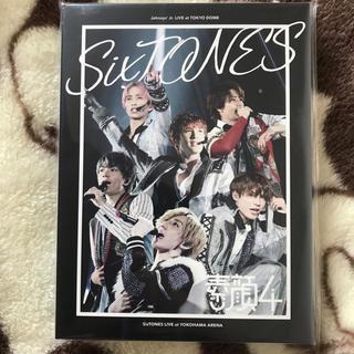 Johnny's - 素顔4 SixTONES盤 DVD