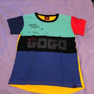 クレイジーゴーゴー 切替✖️ベアーT 140(Tシャツ/カットソー)