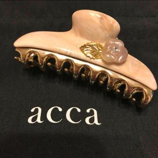 acca - acca ヘアクリップ(中) / アッカ