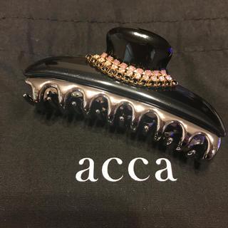 acca - acca 【トリコロール】ヘアクリップ(中) / アッカ