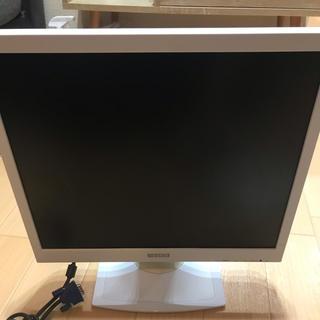 IODATA - アイオーデータ LCD-AD171EW パソコスクエア 17インチ モニター