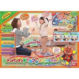 アンパンマン - 【ほぼ新品】アンパンマン ドレミファ♪リトミックマット おもちゃ 子供
