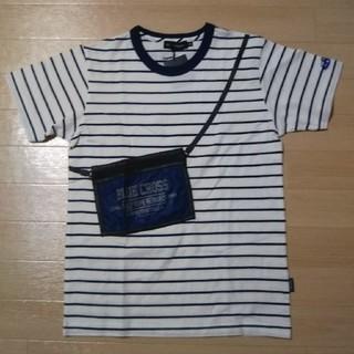 ブルークロス(bluecross)の新品 blue cross ボーダーTシャツ150(Tシャツ/カットソー)