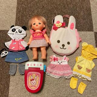 メルちゃん お人形セット トイレ、おんぶリュック付き おまとめ売り出