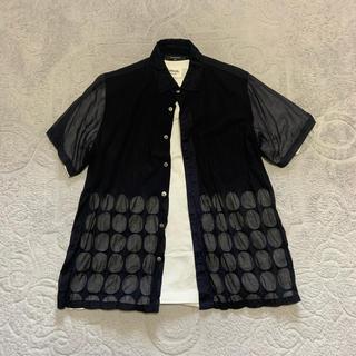 カバンドズッカ(CABANE de ZUCCa)のCABANE de ZUCCa 半袖 シャツ(シャツ)