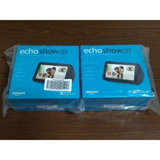 エコー(ECHO)の【2台セット】Echo Show 5 スクリーン付き スマートスピーカー(スピーカー)