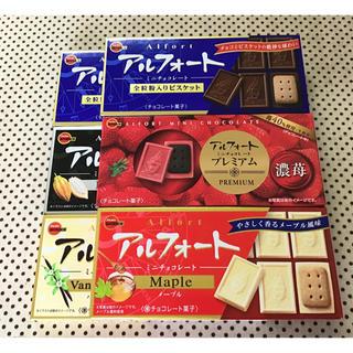 ブルボン(ブルボン)のブルボン★アルフォート〈ミニチョコレート〉(菓子/デザート)