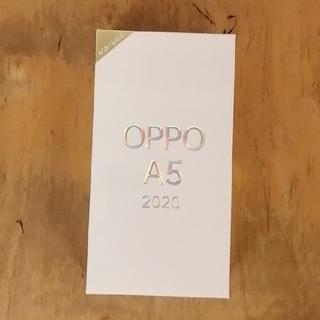 Oppo A5 2020 新品未使用(スマートフォン本体)