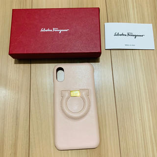 Salvatore Ferragamo - iPhone X/Xs カバー