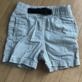 マーキーズ(MARKEY'S)のズボン 半ズボン デニムパンツ ギンガムチェック(パンツ)