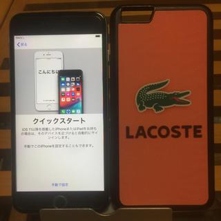 アップル(Apple)のiPhone 6 Plus Space Gray 64 GB docomo(スマートフォン本体)