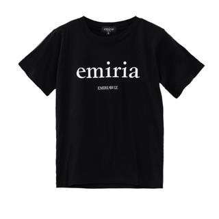 エミリアウィズ(EmiriaWiz)のEmiria Wiz ビッグロゴTシャツ(Tシャツ(半袖/袖なし))
