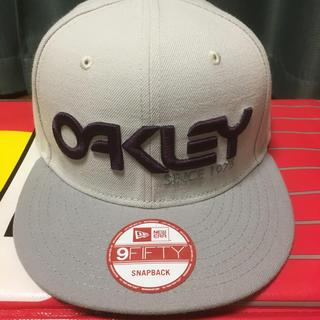 オークリー(Oakley)のオークリー  ニューエラ キャップ(キャップ)