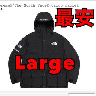 Supreme - Supreme The North Face Cargo Jacket 黒L