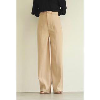 louren high waist straightpants(カジュアルパンツ)