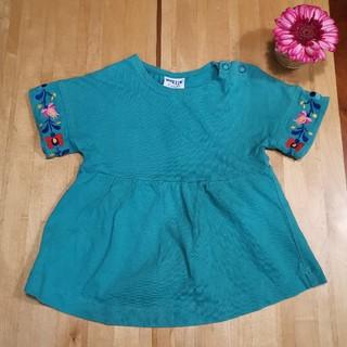 BREEZE - ブリーズ 女の子 サイズ90 刺繍 トップス Tシャツ