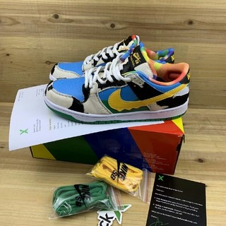 NIKE - 26cm Nike SB Dunk Low Ben Jerry's